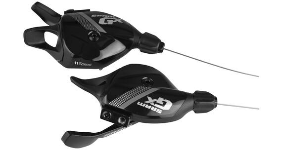 SRAM GX Versnellingshendel set 2x11-voudig zwart